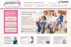 Website verhuizers.nu